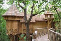 Chateaux dans les Arbres / Puybeton / Cabane Spa & Sauna Puybeton