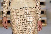 DEVOTION TO ONLY NEUTRALS, ALMOST NUDES / Fabulosity of the Nudes and neutrals, chic, fashionable and on point.