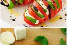 Lindo... / Opções de Saladas