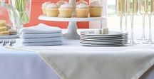 Table - Solid Colors / table linens - solid colors