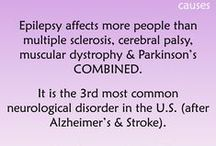 Epilepsy / I have Temporal Lobe #Epilepsy. Was diagnosed in 2012.  This is for epilepsy related info.