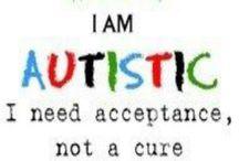 Autism Spectrum Acceptance / Information relating to the Autism Spectrum that focuses on acceptance