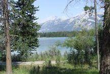 <3, <3, <3 the mountains / Jasper, Alberta, Canada