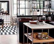 Beautiful Kitchens / Kitchen design that's inspiring, gorgeous, functional.