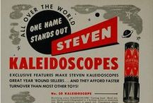 Kaliedoscope / Been fascinated with them since I was a little girl  - KALEIDOSCOPES!