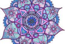 Mandalas/chakra/artwork