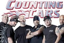 Counting Cars / by Stanley Baggett
