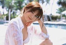 「S‐Yumi 杉本有美・PartⅡ」 / Blue・White 系。