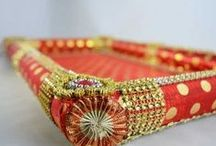 Indian Inspired / A collection of Indian inspired items, perfect for weddings and celebrations. Ranging from favour boxes to gift items.