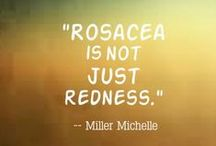 talk rosacea / Learn more and get support for this skin condition.