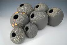 Porcelain, clay