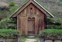 Cabin and country living / I hope to build a nice log home some day. Inspiration inside the cabin and out.  / by Lisa Elifritz