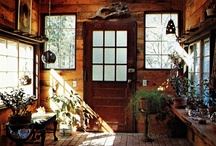 Mud Room / Come on in, kick off your boots! / by Lisa Elifritz