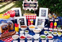 Party Food / Let's get this party started...with some great food! / by Brenda Stull
