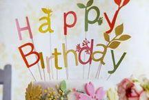 birthday ideas / by Aly