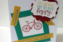 Stampin' Up Ideas / by Uptown Creations