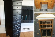 Great Repurposed Items / by gail wilson My REpurposed Life