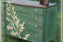 Furniture / by gail wilson My REpurposed Life
