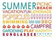 June - Summer Stuff