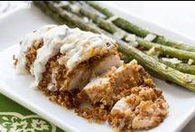 dinner/appetizer recipes / Dinner, lunch, apps, dressings or toppings etc / by Jamie M.