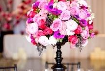 Floral Design / Floral Inspiration / by Starla Spencer-Woodards