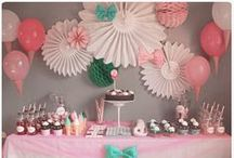 Anniversaire / Birthday party / La fête anniversaire doit rester inoubliable pour votre enfant ! Ce n'est pas tous les jours qu'on invite famille et amis à fêter son anniversaire ! Pour en faire l'un des plus beaux souvenirs d'enfance, misez sur la décoration anniversaire et sur la carterie.