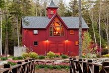 Barns, Mills and Carriage Houses.