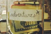 Let's Go Be Adventurers / by Rebecca Thurston