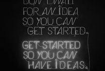 Pieces of wisdom :)