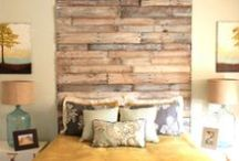 cute headboards / by Jenifer Johnson