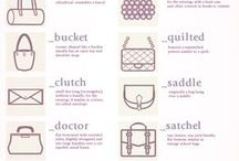 Purses / All types. / by Andrea Chaput