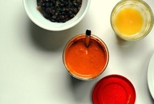 Condiments, Dressings, Sauces, Dips, Syrups / by Tara Zinatbakhsh