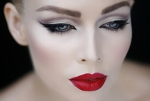 Beauty and Makeup  / by Jeanine Pezzenti