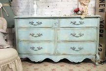 French inspired furniture / by Jenifer Johnson