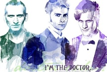 The Doctor / by Keiran Courville
