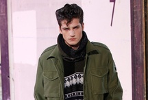 MENS FALL 2013 RUNWAY / SONOMAMA - Inspired by cafe racer culture, Fall 2013 pays homage to the nomadic spirit, one that has an innate curiosity and is in celebration of a journey. / by 3.1 Phillip Lim