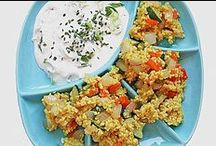 food and more - vegetarian dishes