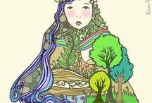 to revere / Life inspiration, goddesses, spirituality, moon guidance, inspiration, divine feminine, daily beauty & intentional living for wild women.