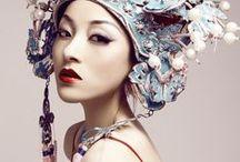 Asian inspired photos