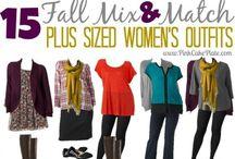 Plus size fashion for women / Fashion