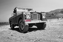 Land Rover Series and Defenders....gotta love 'm  / by Rachel