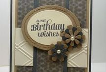 Cards: All Purpose Ideas / Wonderful ideas for cards to make in the future. / by Adrianne Everhart