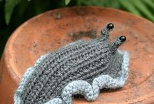 Knitted Toys and Wild Things / by Sue Winn