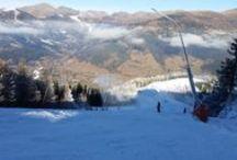 Skigebiet Bad Kleinkirchheim /St.Oswald / 25 Liftanlangen und 103 Pistenkilometer sorgen für ungetrübtes Vergnügen im Skiurlaub in den Nockbergen um Bad Kleinkirchheim. Mehr als 800 Schneekanonen und Pistengeräte garantieren zudem perfekt präparierte Pisten. Sportliche Skifahrer zeigen ihr Können gerne auf der Weltcupabfahrt Franz Klammer. Mit einer Gesamtlänge von 3.200 Metern, einer Höhendifferenz von 842 Metern, selektiven Querfahrten und einem Gefälle von 80 Prozent sind die Ansprüche an die Fahrer hoch.