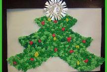 vánoční tvoření s dětmi/christmas kids crafts