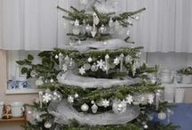 zimní a vánoční výzdoba/winter and christmas decor