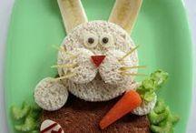 veselé svačinky a recepty pro děti/fun kids food