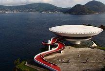 Architecture and landscape..