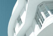 Art Deco/Art Moderne/Bauhaus