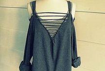 DIY oblečení